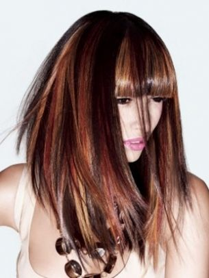 Highlights And Lowlights Ideas For Brunettes  Polish Your Hair Color To Perf