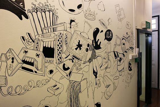 Wall Illustration