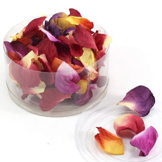 Mix colors petal rose.