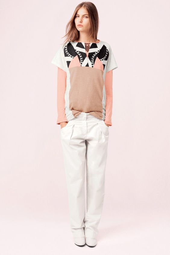 Lookbook See By Chloé Automne 2013