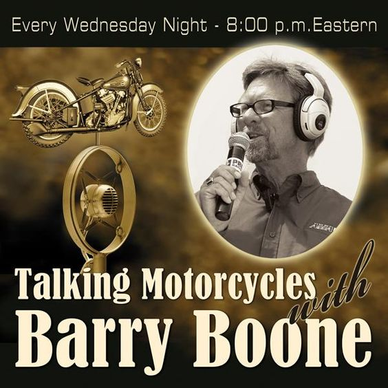 Talking Motorcycles with Barry Online Radio by Talking Motorcycles Barry Boone http://buff.ly/1kOXhVM