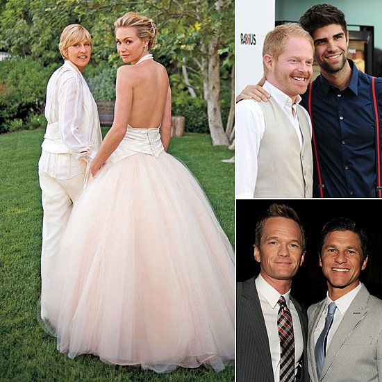 celebrity+gay+marriages