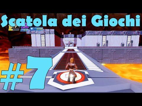 Disney Infinity 3.0 Gameplay ITA Walkthrough #7 - Scatola dei Giochi - PS4 Xbox One - YouTube
