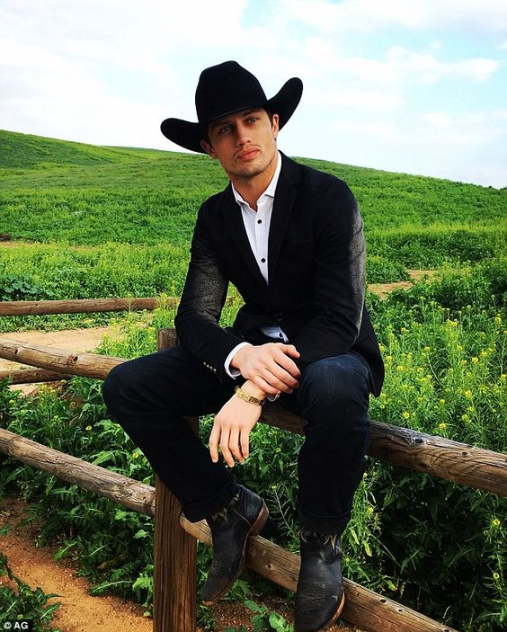 Different kind of rodeo: It looks like professional bull rider, Bonner Bolton, will be trading in his cowboy boots for a pair of dancing shoes as he joins the cast of ABC hit show, Dancing With the Stars this season