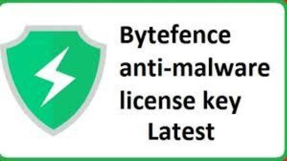 Bytefence Anti Malware Pro 5 4 1 19 License Key Cracked Download
