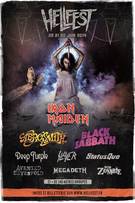 Le Festival - Hellfest Open Air