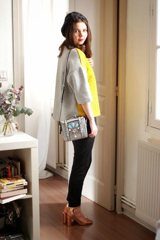 Juliette - Kitsch is my middle name - Blog Mode - Rennes: Baguette-et-béret