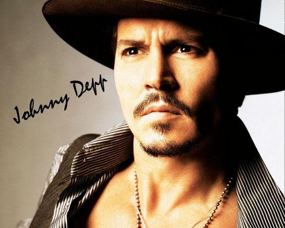 Johnny - johnny-depp