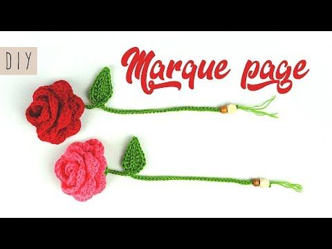 rose au crochet tuto fleur crochet
