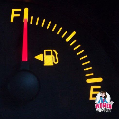 Keeping A Full Tank Keeps Your Car Healthy Running Out Of Gas