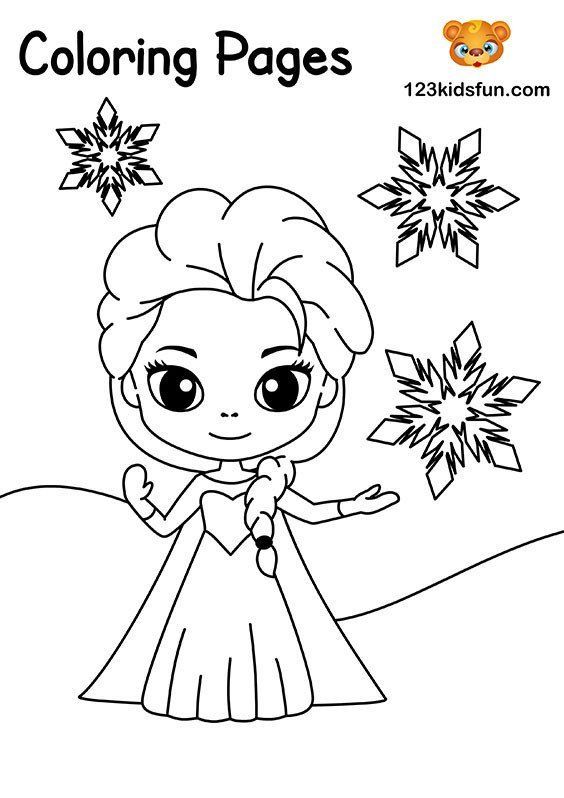 Coloring Pages For Girls Free Coloring Pages For Girls And Boys Princess Coloring Pages Kids Coloring Books Coloring Pictures For Kids