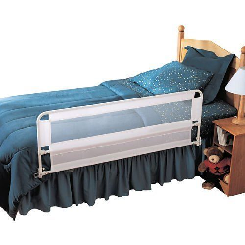 HideAway Bedrail No Tool Assembly Toddler To Adult Bed FREE SHIPPING