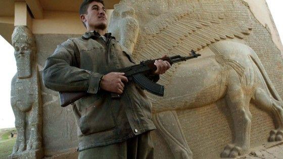Plünderungen im Irak und Syrien Was wir für das kulturelle Erbe tun können