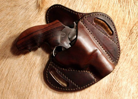 Custom Made Ruger .357 Holster