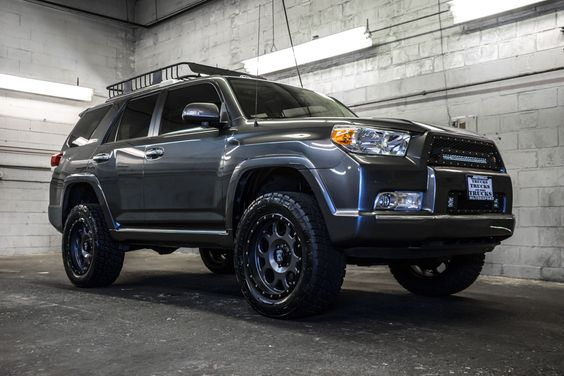 """This 2011 Toyota 4Runner SR5 4x4 comes complete with a brand new 3"""" Readylift Performance Lift, 20"""" XD Enduro Wheels, 285-55-20 Nitto Terra Grapplers off road tires as well as a Rigid Industries Grille with a 20"""" SR Light Bar and Dually Pods all of which was installed right here at Northwest Motorsport!"""