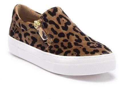 Cheetah print shoes