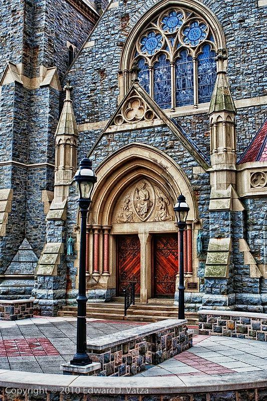 Packer Chapel, Lehigh University, Bethlehem, PA - This is where my ...