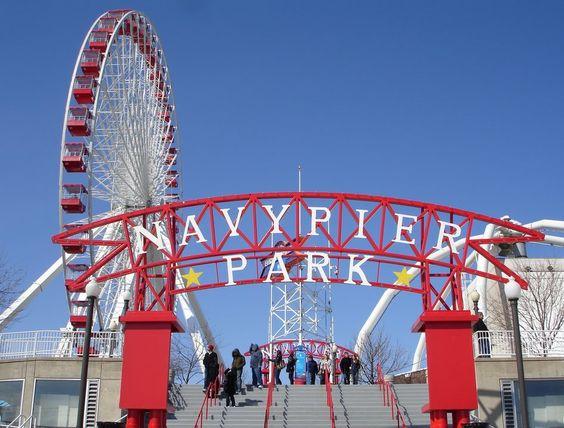 Navy Pier Park - Chicago