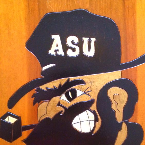 Vintage Yosef for my App State friends