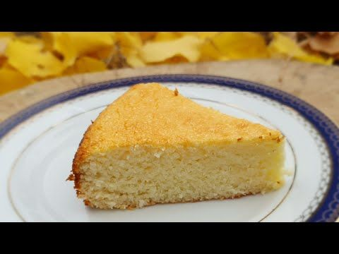 Delicious Coconut Cake Flourless And Oil Free Yagsiz Unsuz Səkərsiz Və Miksersiz Ləzzətli Keks Youtube Sugar Free Cake Coconut Cake Eggless Cake