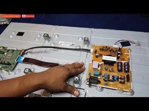 Pantalla Samsung No Enciende Diagnostico Y Reparación Video 1 De 2 Electrónica Nuñez Tutoriales Youtube Televisión Led Reparación Electronica Digital