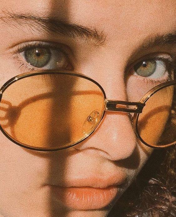 gözler, estetik ve sarı görüntü
