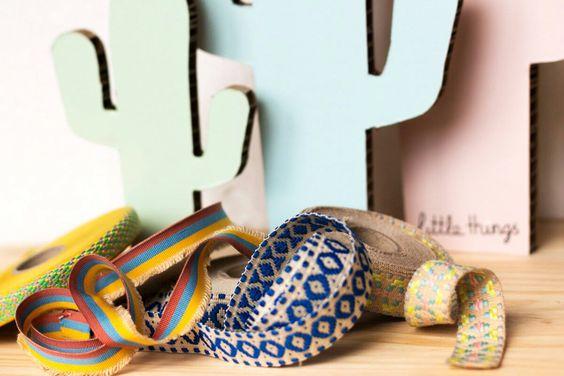 Puedes customizar alpargatas, sombreros, capazas Personalizar tus complementos es lo MÁS