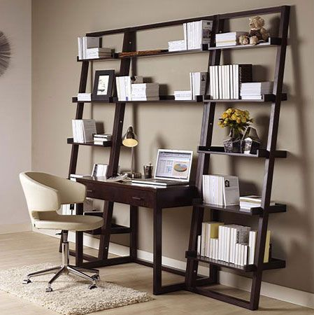 This would solve loads of multiple monitor / multiple book desk problems!