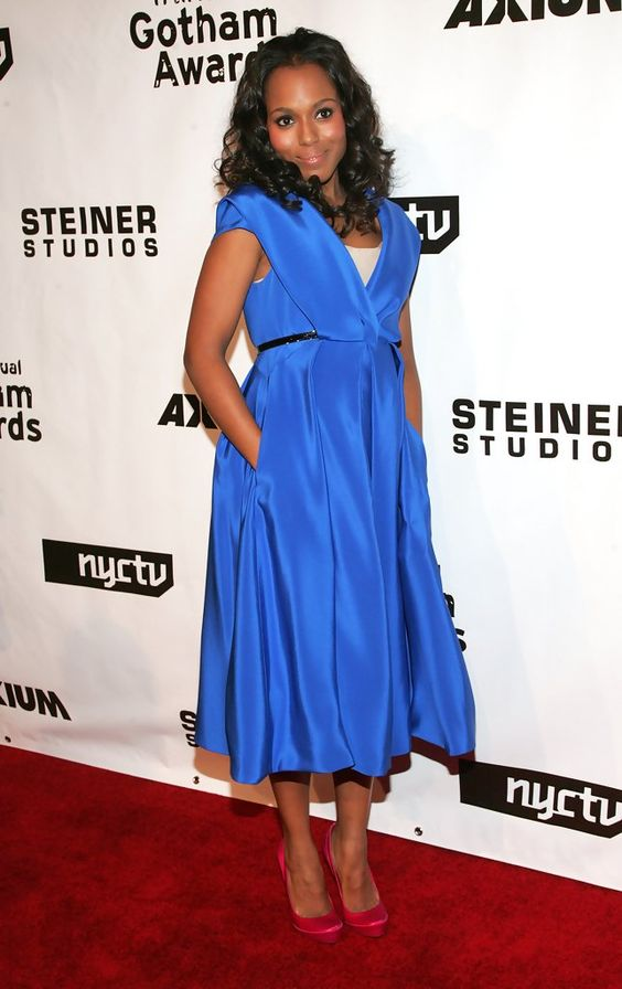 Kerry Washington Photo - IFP Presents The 17th Annual Gotham Awards - Arrivals (2007)