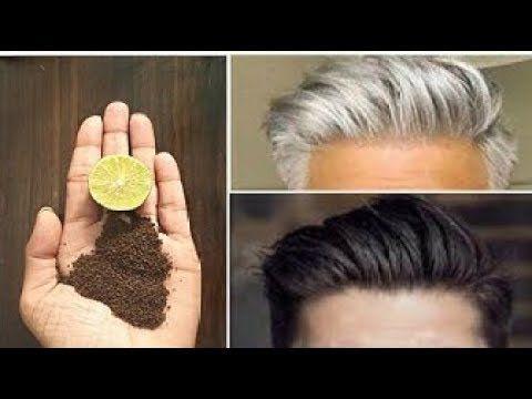 خلطة طبيعية تخفي الشيب وتعالجه من الجذور من أول تطبيق نتيجتها مرضية جدا Beauty Recipes Hair Hair Remedies Hair Treatment