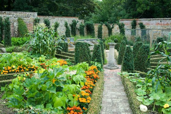 Garden Day at Chideock Manor | The Enduring Gardener