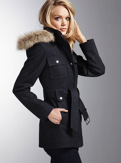 Duffle Coat - Laundry by Shelli Segal® - Victoria&39s Secret It&39s