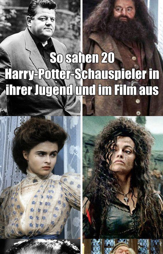 So Sahen 20 Harry Potter Schauspieler In Ihrer Jugend Und Im Film Aus In 2021 Harry Potter Actors Actors Harry Potter