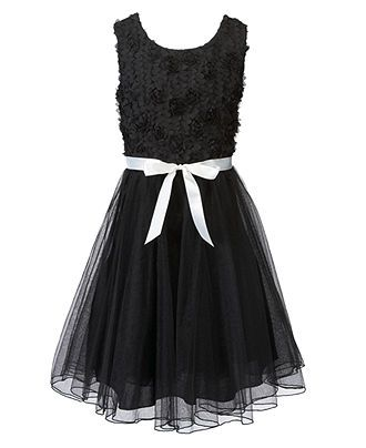 Speechless Girls Dress Tulle Party Dress - Kids Girls Dresses ...