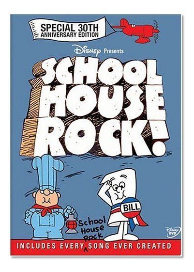 School House Rock DVD Awesome.