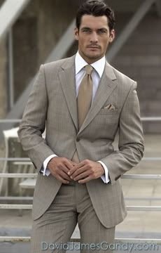 love the look and colors and the cut, but the fit seems a bit too small.  -m  :: David Gandy