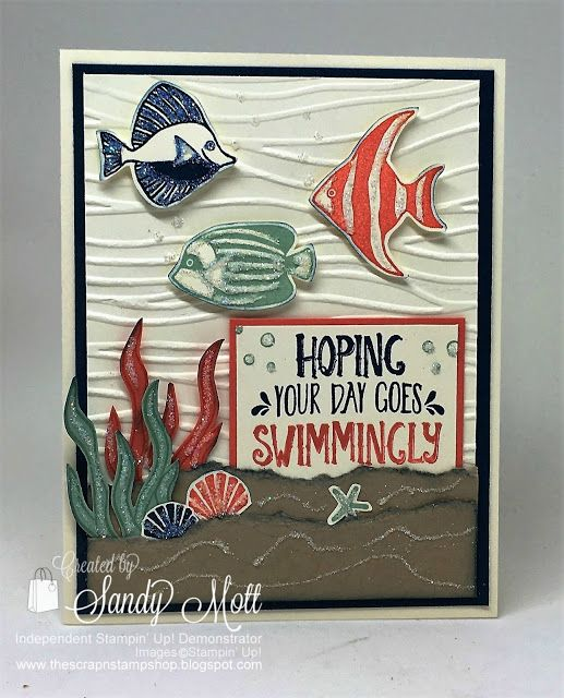 The Scrap n' Stamp Shop: CREATIVE INKING BLOG HOP - Showing Off The Pretties