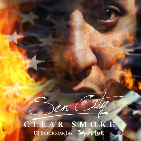 Sen City drops his new mixtape Clear Smoke. Features from Jim Jones, Trav, Fred The Godson, Hell Rell, JR Writer, Cory Gunz, Un Kasa and more.