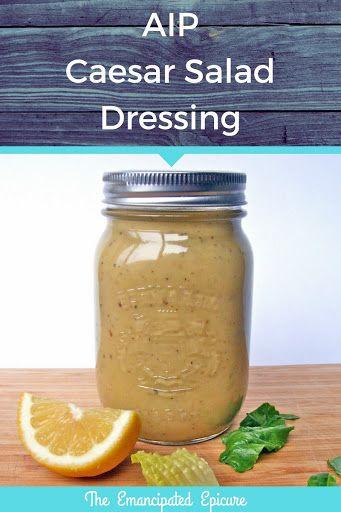 aip diet salad dressing recipe