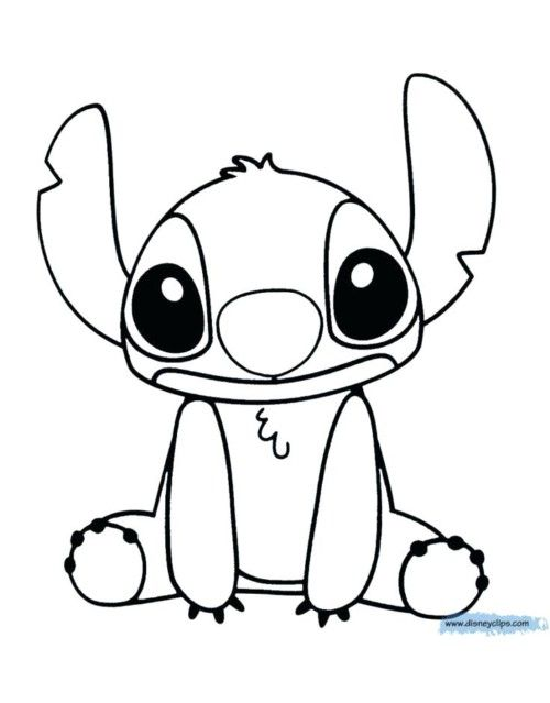 40 Mejores Imagenes De Stitch Super Tiernas Dibujos