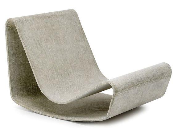 Concrete chair *want*