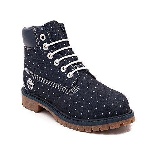 """Womens Timberland (Mens 6.5/Womens 8, 6"""" Polka Dots Boot ..."""