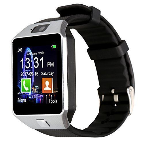 Padgene Bluetooth Smart Watch Dz09 Smartwatch Phone Watch Support Sim Tf Card With Camera For Android Ios Iphone Samsun Watch Mobile Phone Smart Watch Lg Phone