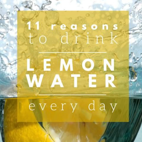Lemon water benefits 20339