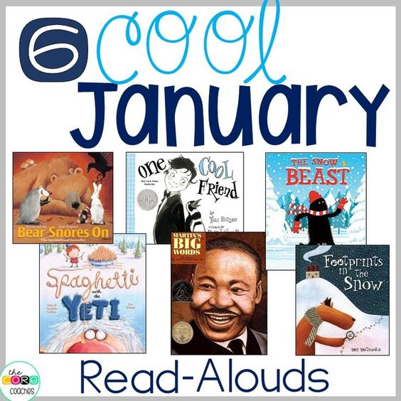Read aloud activities january bundle for grades 1 2 for One fish two fish read aloud