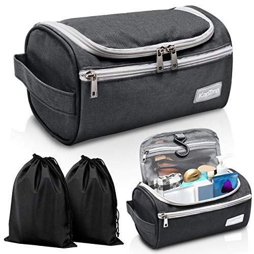Travel Toiletry Bag Small Portable Hanging Cosmetic Organizer For Men Women Makeup Toiletries Hygiene A Toiletry Bag Travel Toiletry Bag Travel Toiletries