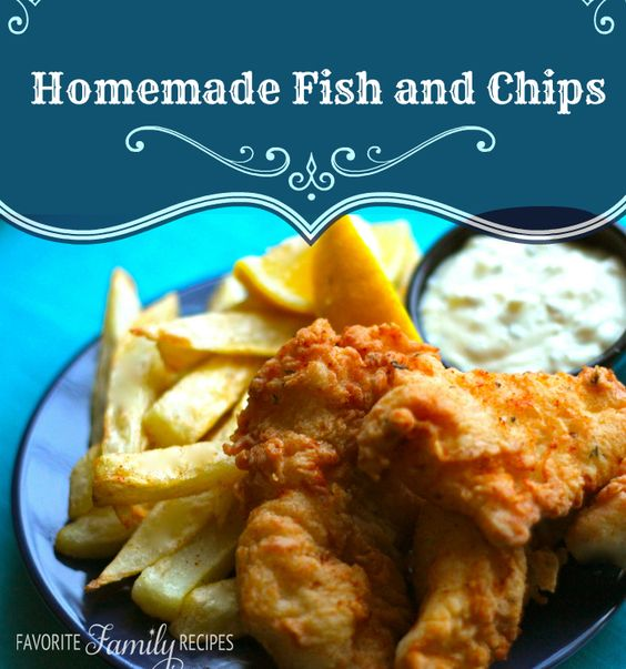 The best fish and chips ever i love the crisp batter and for Fish and chips batter recipe