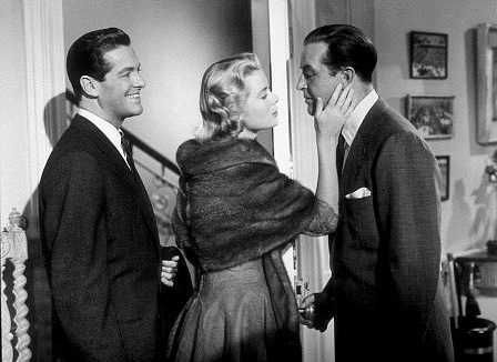 Alfred Hitchcock's Dial M for Murder: Grace Kelly, Ray Milland, Robert Cummings