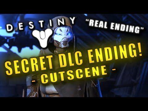Destiny - Secret DLC Ending Cutscene! - CSN - YouTube