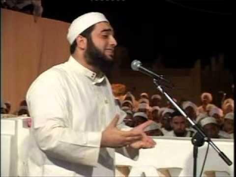 كلمة الشيخ عون القدومي بين يدي الحبيب عمر بن حفيظ في شعب نبي الله هود م